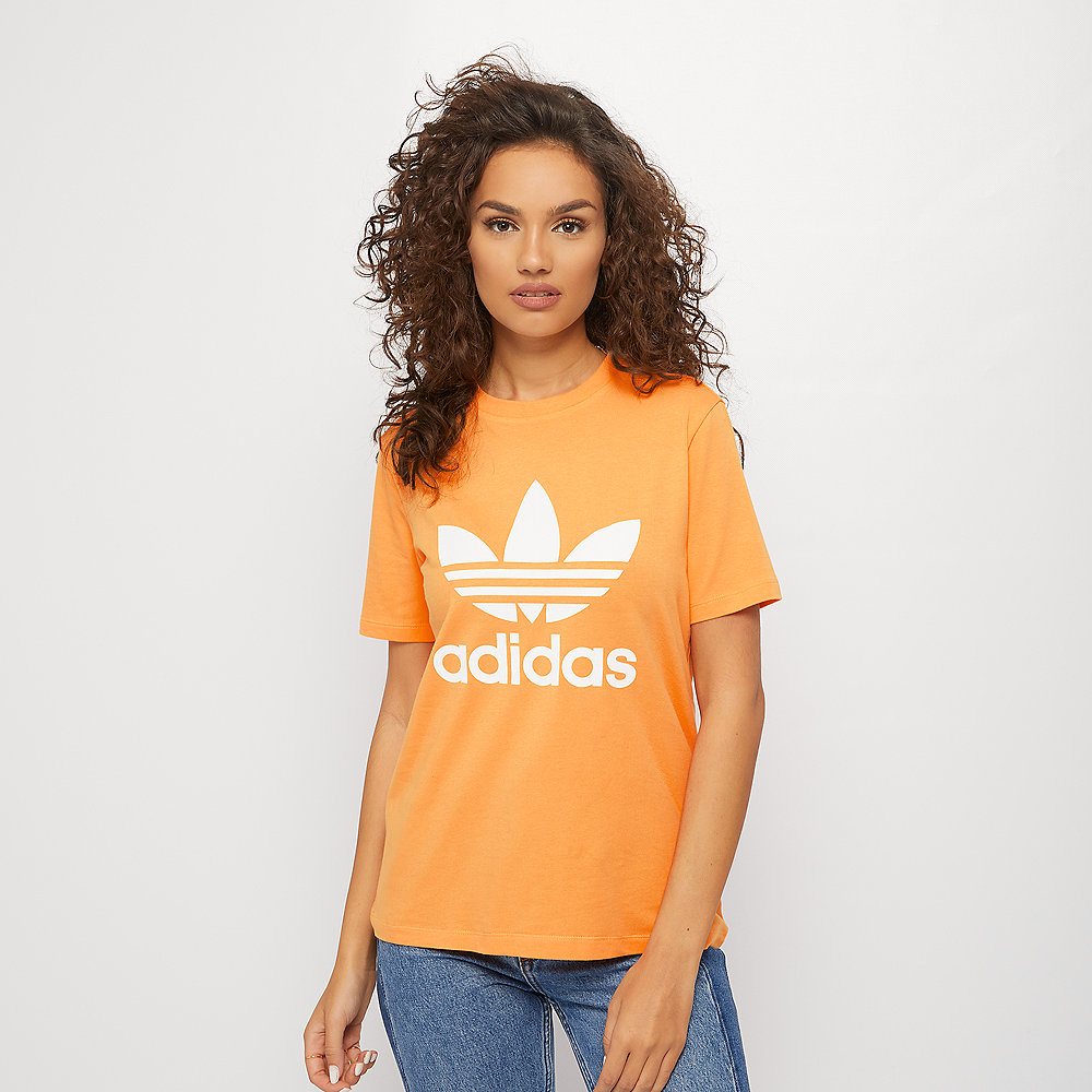 adidas Trefoil T-Shirt real gold