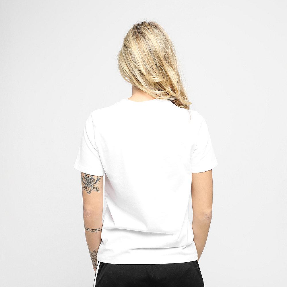 adidas Trefoil T-Shirt white/black