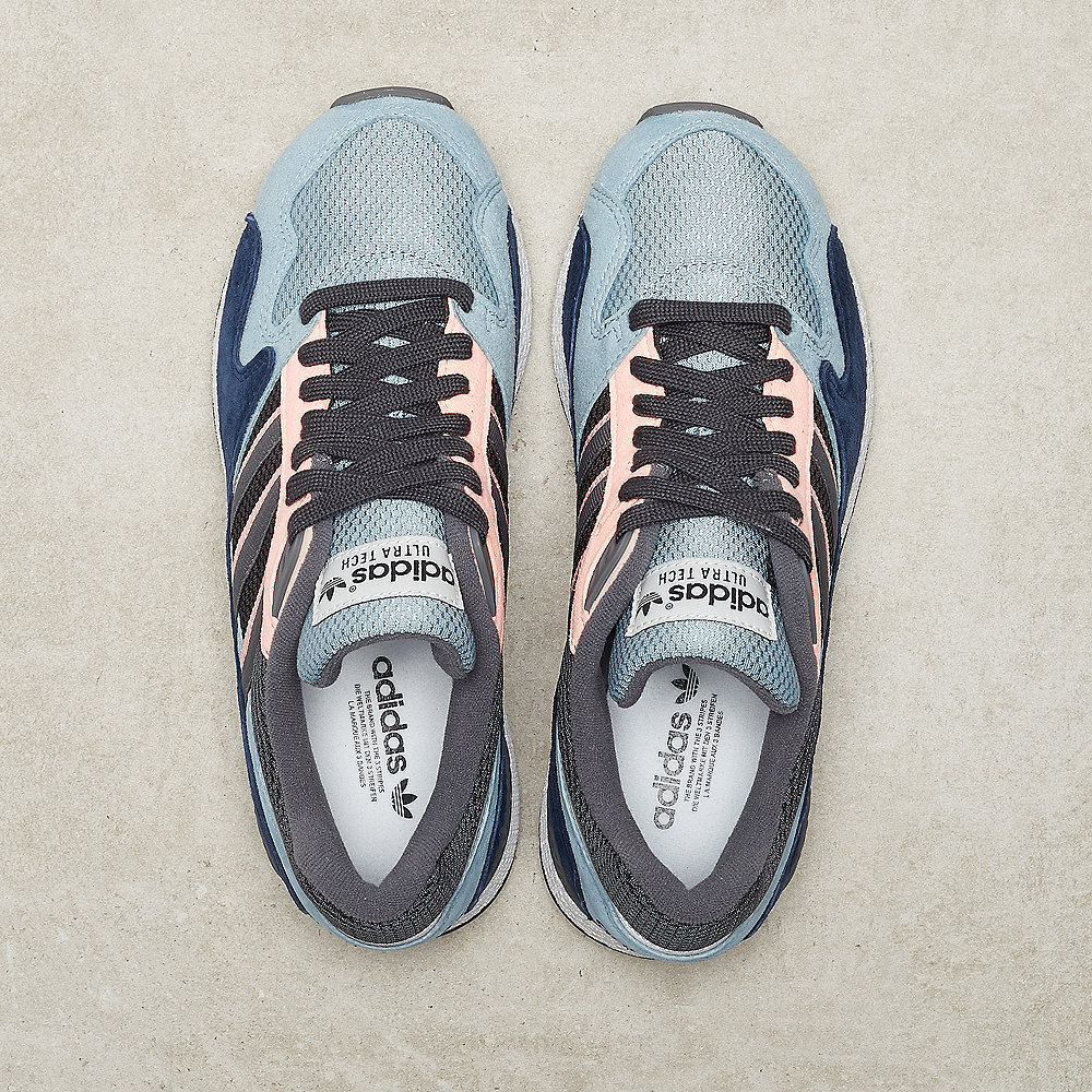 adidas Ultra Tech ashgrey/greyfour/clearorange