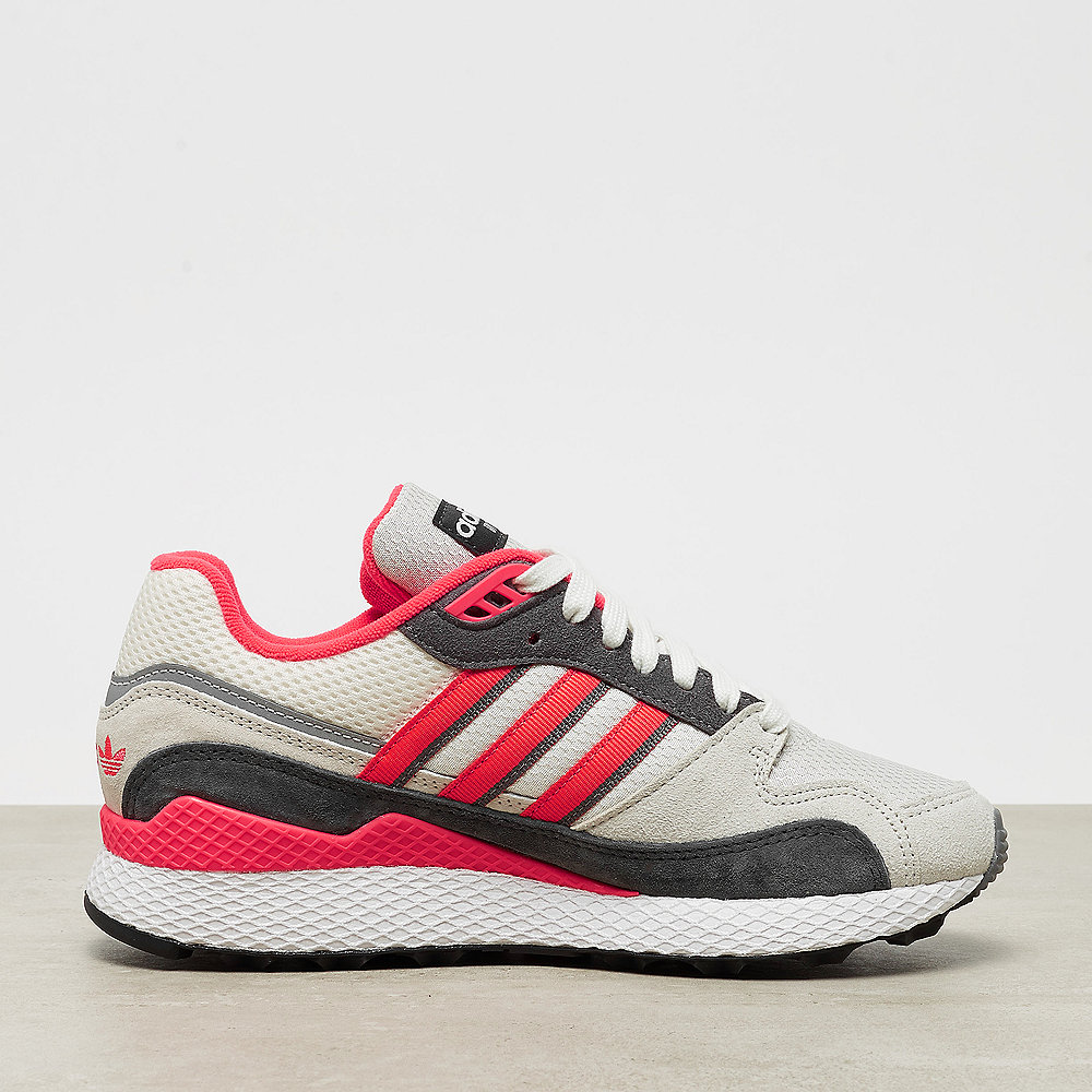 adidas Ultra Tech raw white/shock red/grey