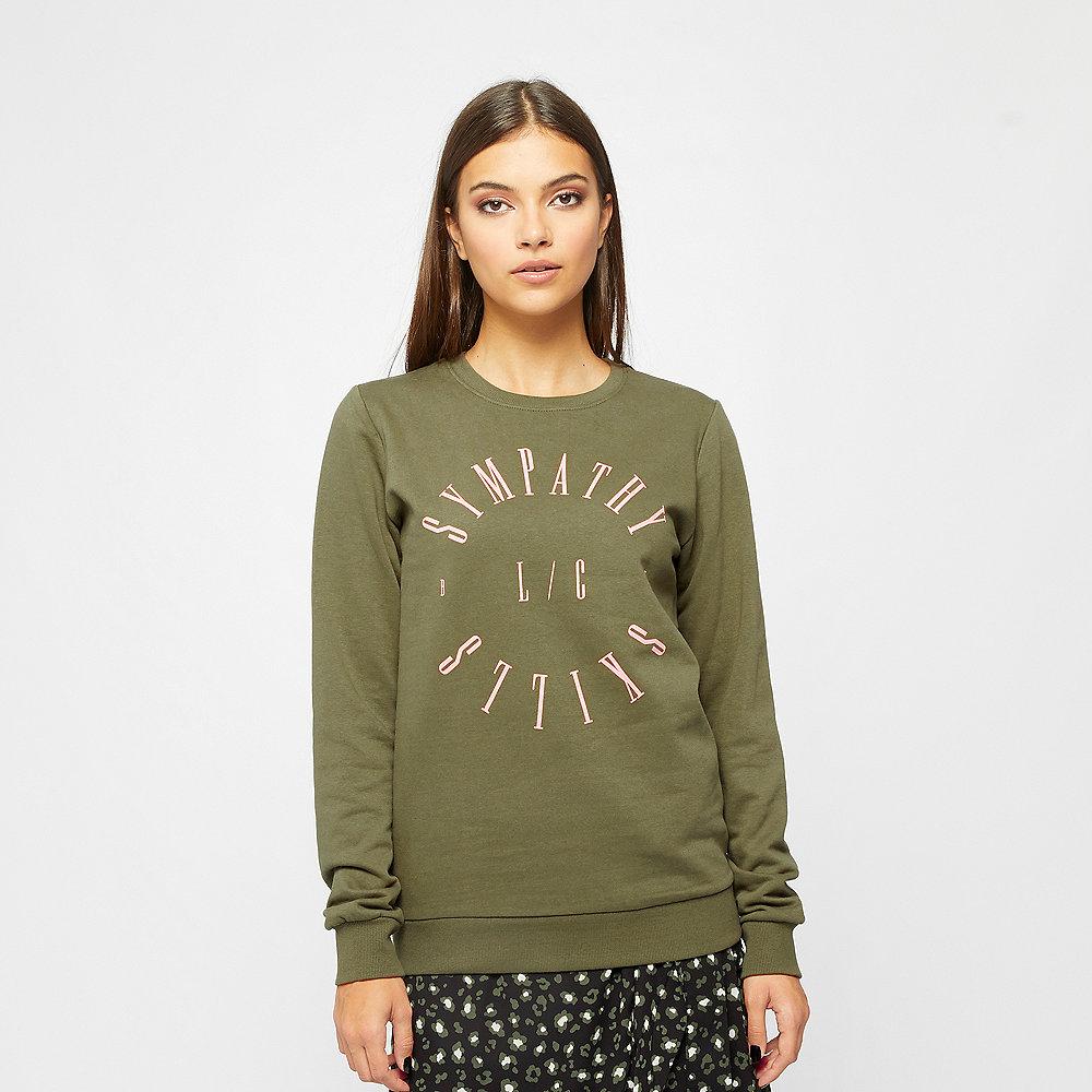 Eksept Sympathy Sweater olive night