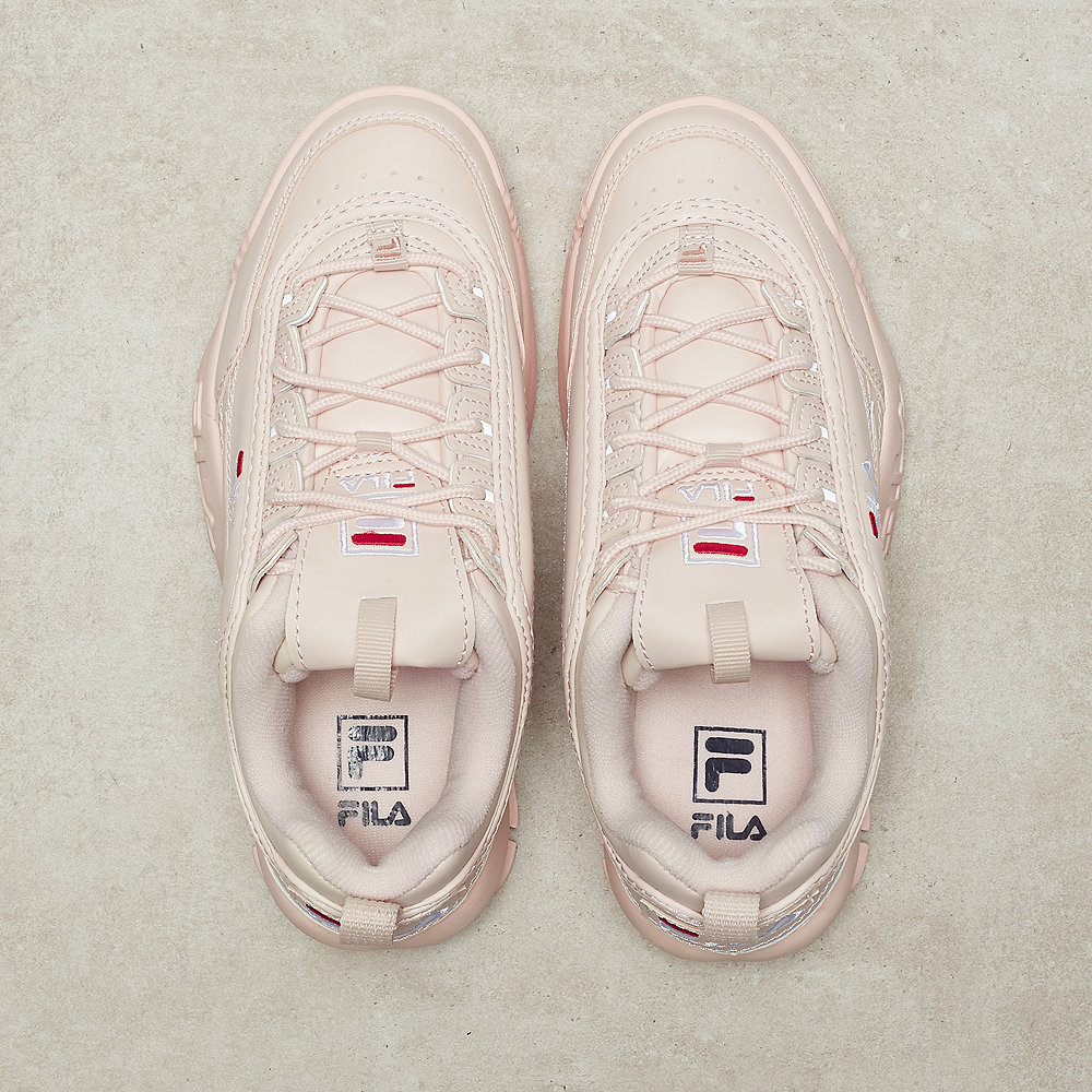 Fila Disruptor Low peach whip