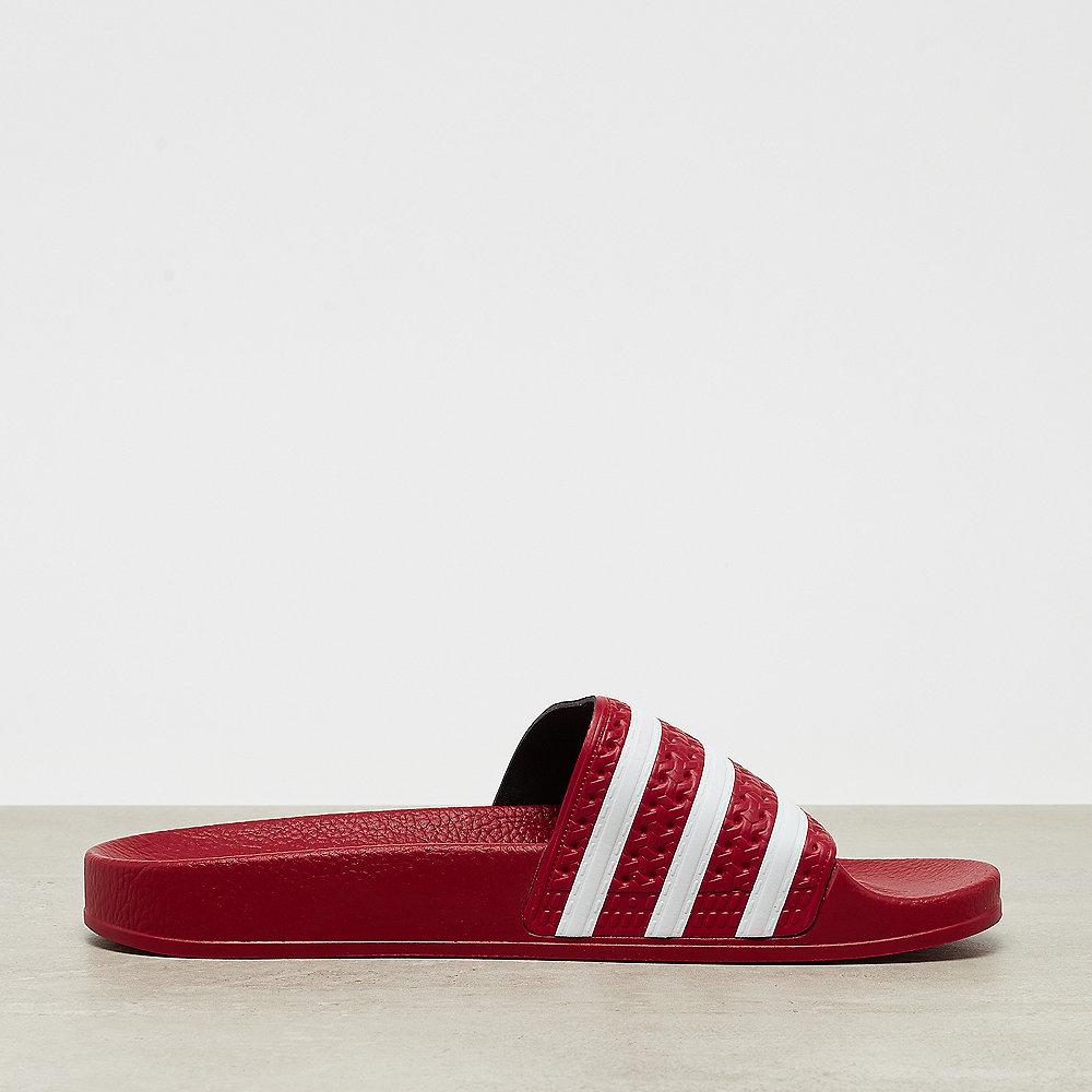 adidas Adilette light scarlet/white/light scarlet