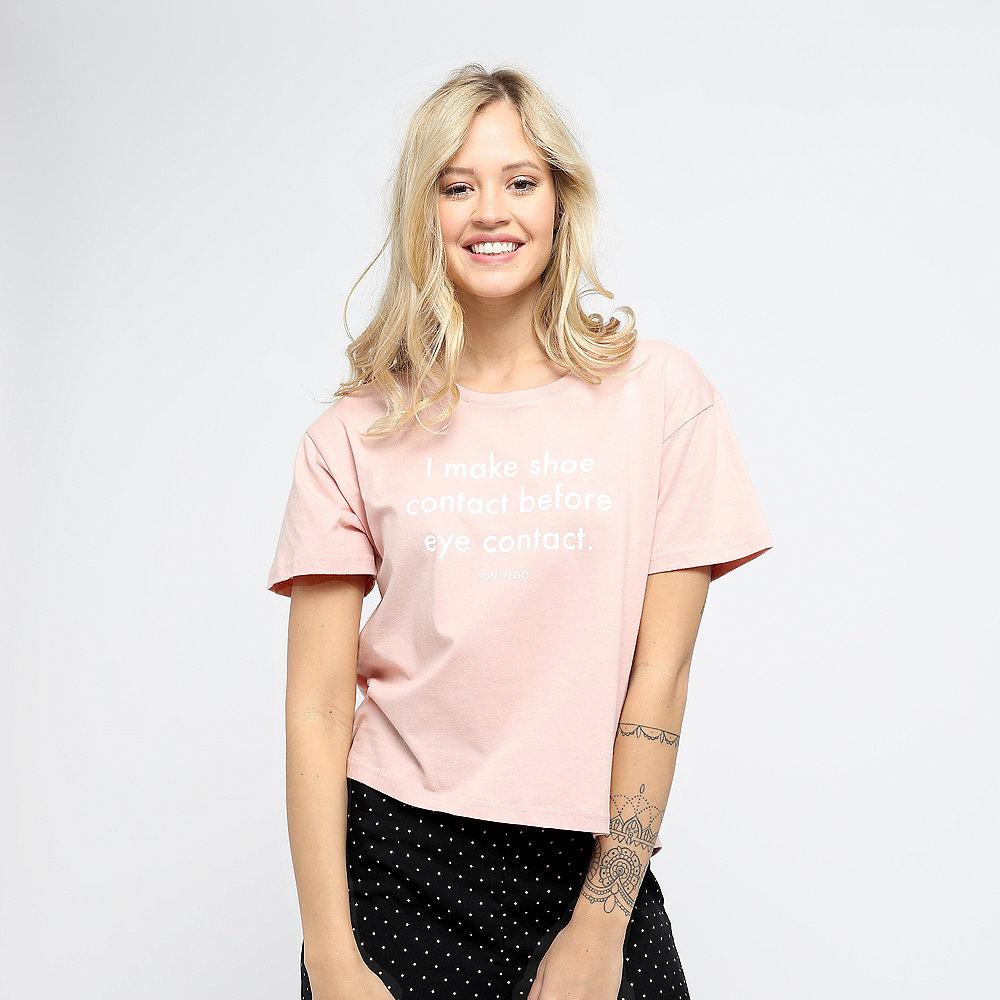 ONYGO Crew Shirt soft pink