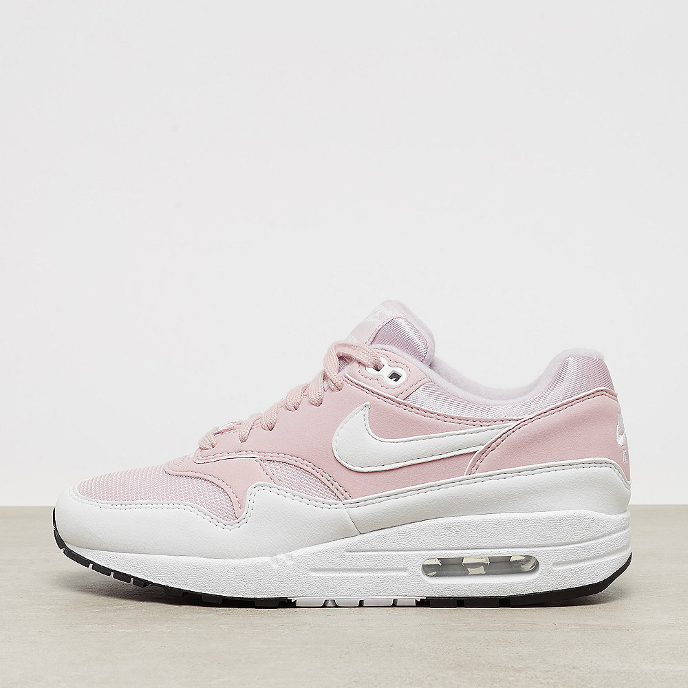 NIKE Air Max 1 barely rose/white