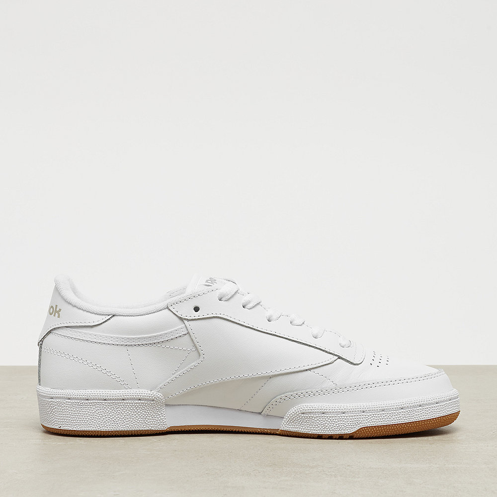 Reebok Club C 85 white/light grey/gum