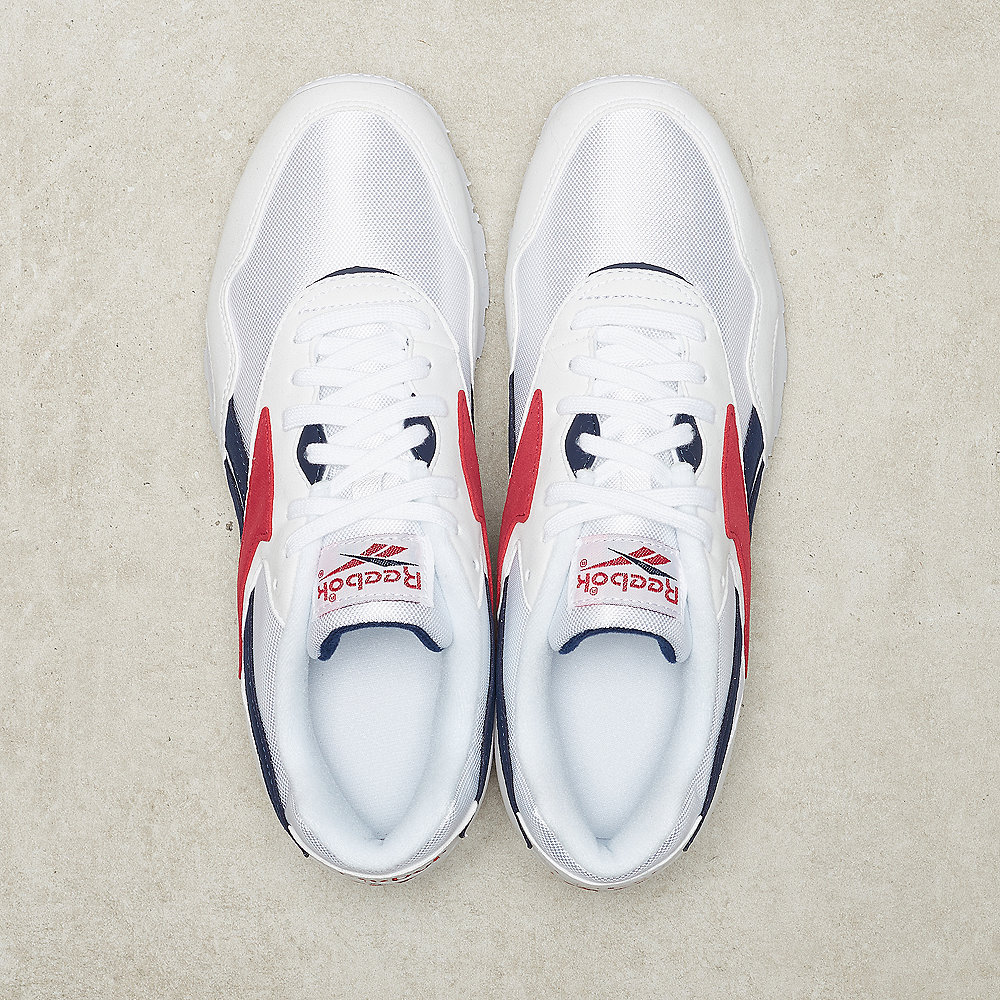 c7528feab14 Reebok Rapide OG SU white navy red bei ONYGO