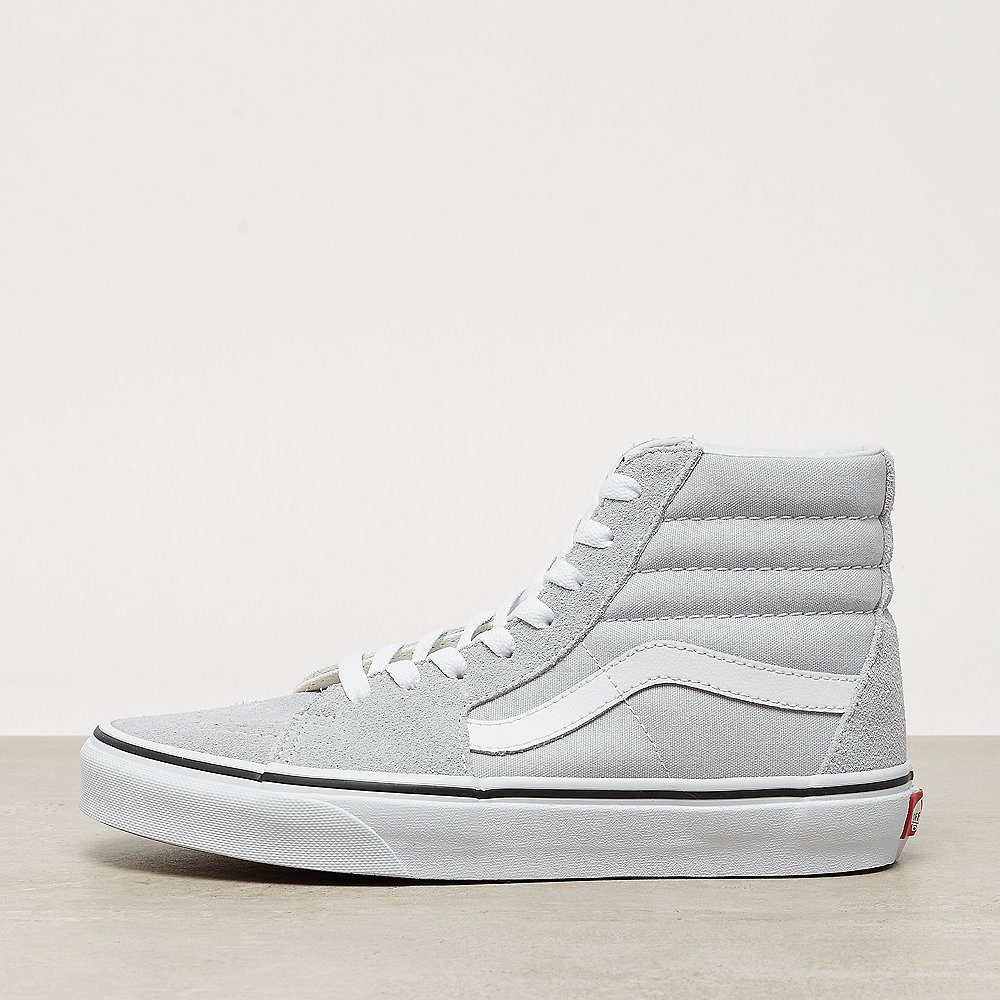 aaae3581a93568 Vans UA Sk8-Hi gray dawn true white Sneaker