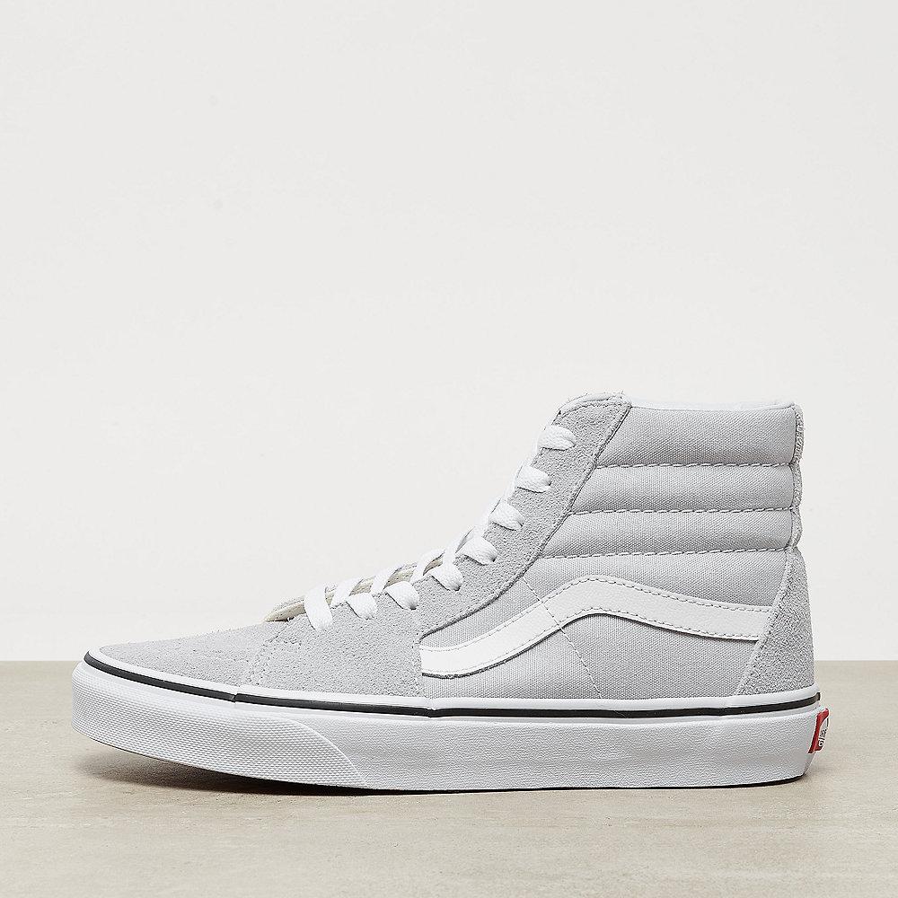7213a7c994 Vans UA Sk8-Hi gray dawn true white Sneaker