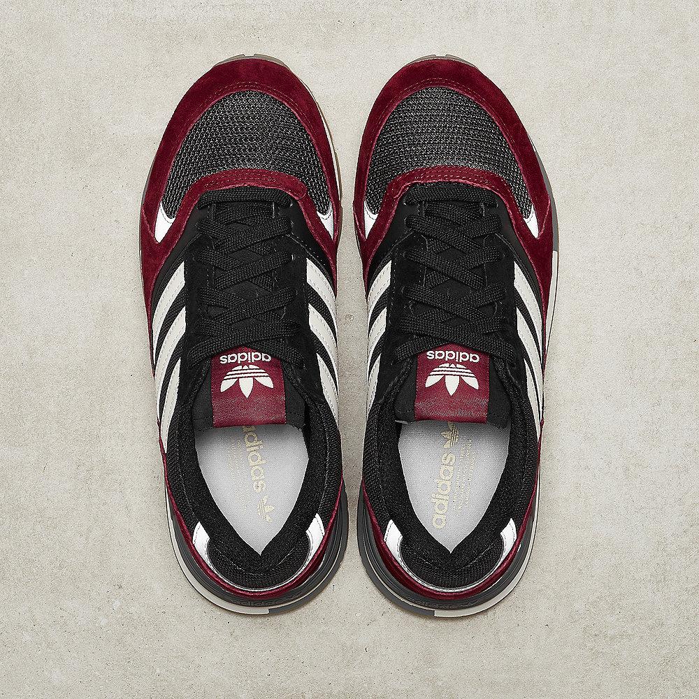 adidas Quesence burgundy chalk white Sneaker  7bbd45b0f