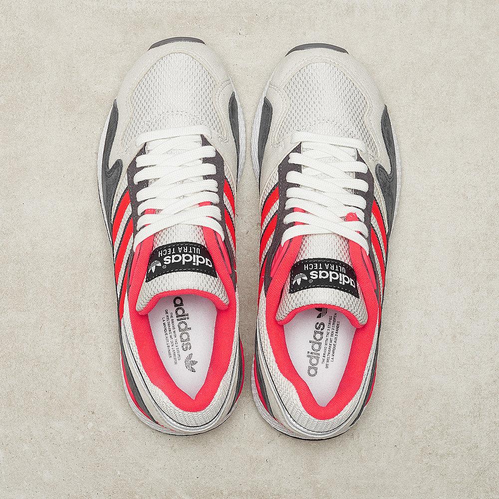 new product d1848 28cf4 adidas Ultra Tech raw whiteshock redgrey