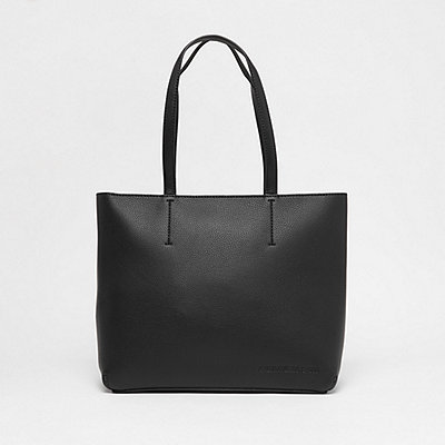 Calvin Klein Ultra Light Zipper Tote 29 black