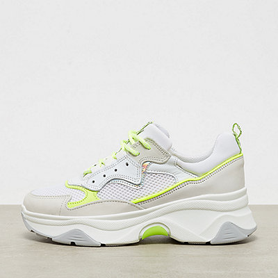 ONYGO Lulu light grey/neon green