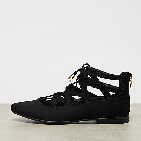 ONYGO Schnürballerina black