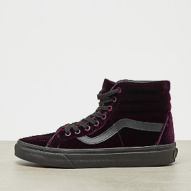 Vans SK8-Hi Reissue red/black