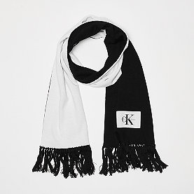 Calvin Klein J Re-Issue Scarf black