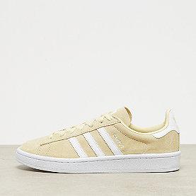 adidas Campus Adicolor linen footwear white