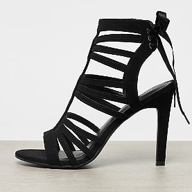ONYGO Strap Sandalette high heel black
