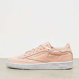 Reebok Club C Patent desert dust/white