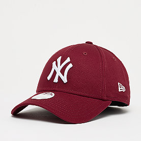 New Era New York Yankees cardinal/optic white