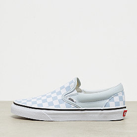 Vans UA Classic Slip-on checkerboard baby blue true white