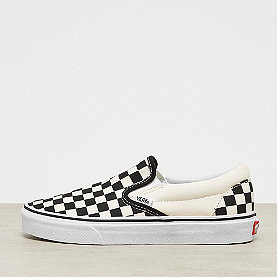 Vans UA Classic Slip-on ckeckerboard black white