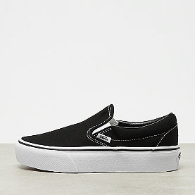Vans UA Classic Slip-on Platform black
