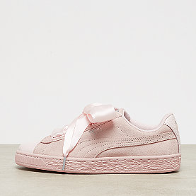 Puma Suede Heart Bubble pearl
