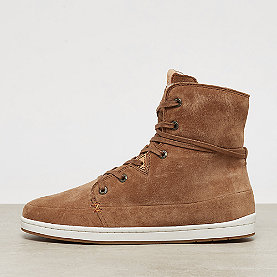 Hub Vermont N30 Soft Nubuck brown/off white-dark gum