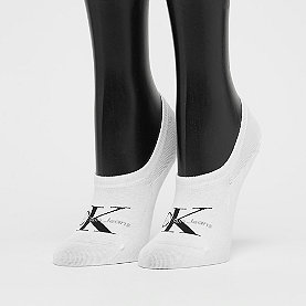 Calvin Klein Jeans Logo Sneaker white