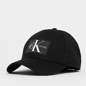 Calvin Klein Monogram Cap black beauty