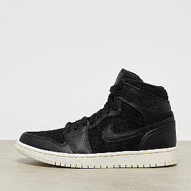Jordan Nike Air Jordan 1 Retro High Premium Wmns black/black