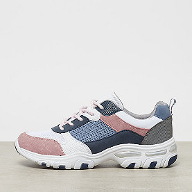 ONYGO Fashion Sneaker blue/ dusty rose
