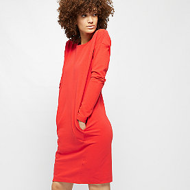 Eksept Gollo Dress LS high risk red