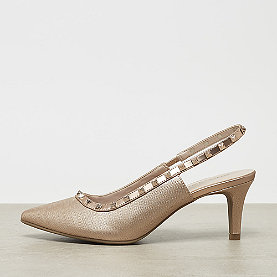 ONYGO Slingback Pumps metallic rose