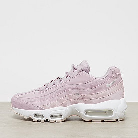 NIKE Nike Air Max 95 Premium plum chalk/barely rose-summit wht