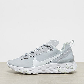 NIKE React Element 55 wolf grey/ghost aqua-white