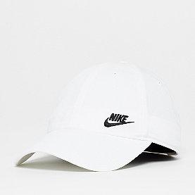 NIKE W NSW H86 CAP FUTURA CLASSIC white/black