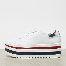 ONYGO Fashion Sneaker Plateau white