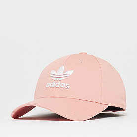 adidas Baseball Class Trefoil dust pink/white