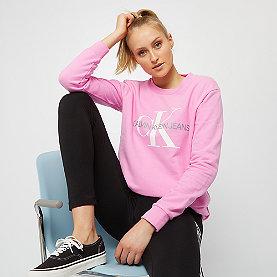 Calvin Klein Monogram Logo Sweatshirt begonia pink
