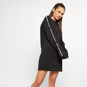 Calvin Klein Instit Track Logo Dress black