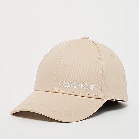 Calvin Klein Side Logo Cap light sand