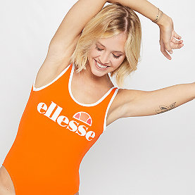Ellesse Lilly Swimsuit orange