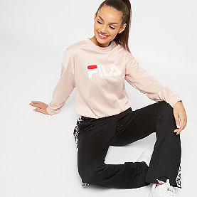 Fila Justyna Buttoned Crew cameo rose