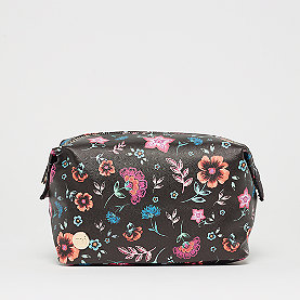 Mi-Pac Gold Wash Bag Crafted Folk black