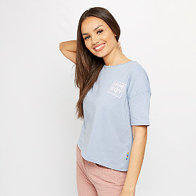 Homeboy Cate T-Shirt ashley blue