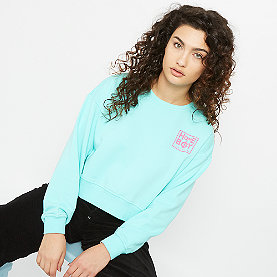 Homeboy Haily Sweat Crew Neck aruba green