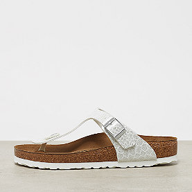Birkenstock Gizeh BF Magic snake white