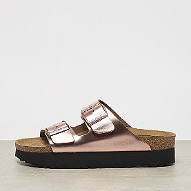 Papillio by Birkenstock Arizona Platform NL metallic copper